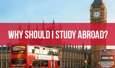 Why should i study abroad? Touchstone Educationals