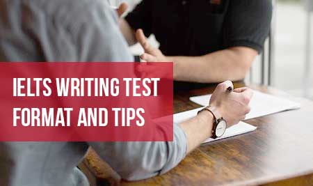 IELTS Writing Test Format and Tips Touchstone Educationals