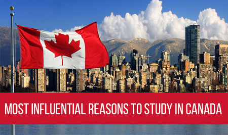Most Influential Reasons to Study in Canada Touchstone Educationals