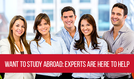 Want to study abroad Touchstone Educationals