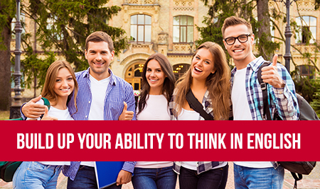 Build up your ability to think in english Chandigarh Touchstone Educationals