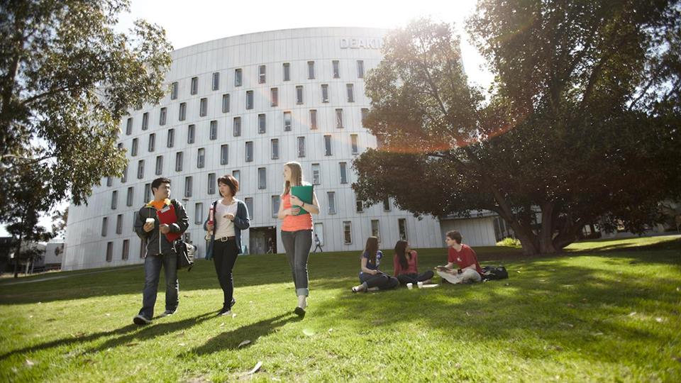 Deakin University Australia Touchstone Educationals