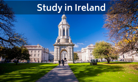 TIPS TO APPLY TO A MASTER'S DEGREE IN IRELAND