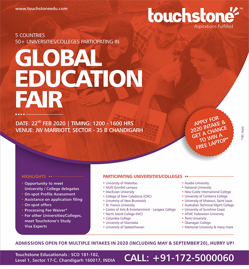 touchstone global education fair 2020