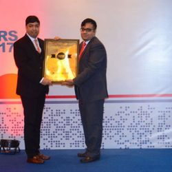 Top Partner in India award for the year 2017-18