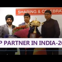 2016 'TOP PARTNER IN INDIA' award from IDP